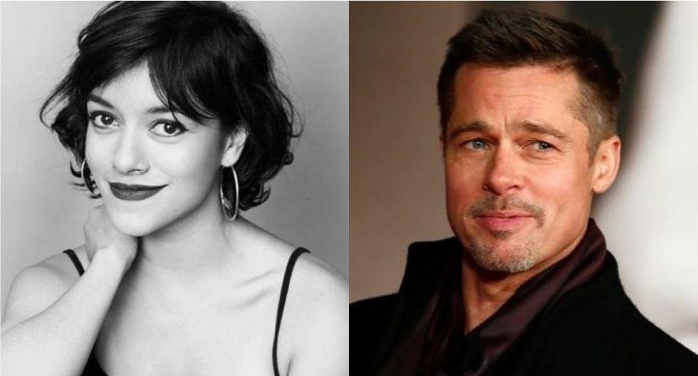 Los actores se conocieron en la alfombra roja de 'Once Upon a Time in Hollywood'. (Foto: Instagram/AFP)