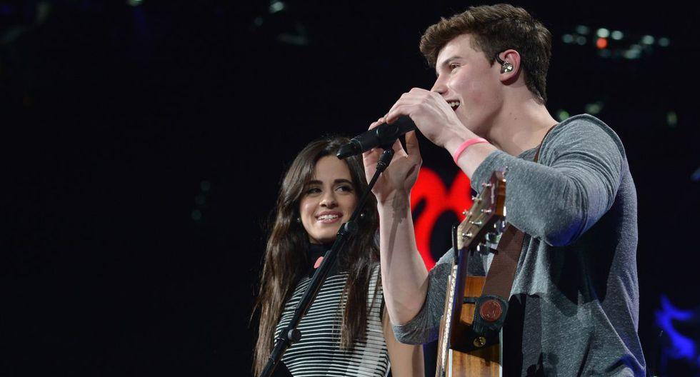 Camila Cabello y Shawn Mendes estuvieron en Miami. (Foto referencial: AFP)