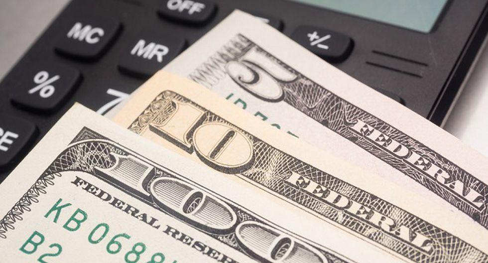 Precio del dolar sube ligeramente frente al sol (Foto: Shutterstock)