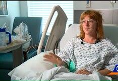 Facebook viral: Llegó al hospital pensando que tenía cálculos renales y descubrió que estaba embarazada de trillizos