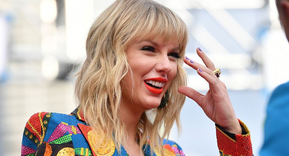 "Taylor Swift regresa a la televisión como parte de ""The Voice"". (Foto:  AFP)"
