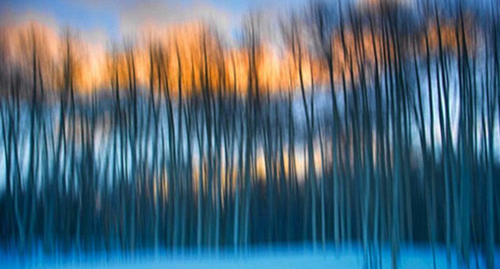 Illusion de Peter Lik.