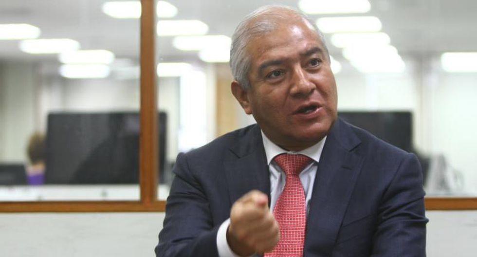 Wilfredo Pedraza indicó que los testimonios de los aspirantes a colaboradores eficaces deben ser corroborados por el Ministerio Público. (Foto: GEC)