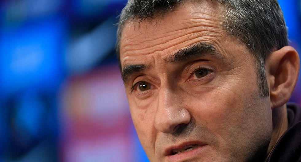 La derrota de Barcelona en la Supercopa de España fue lapidaria para el español. (Foto: AFP)