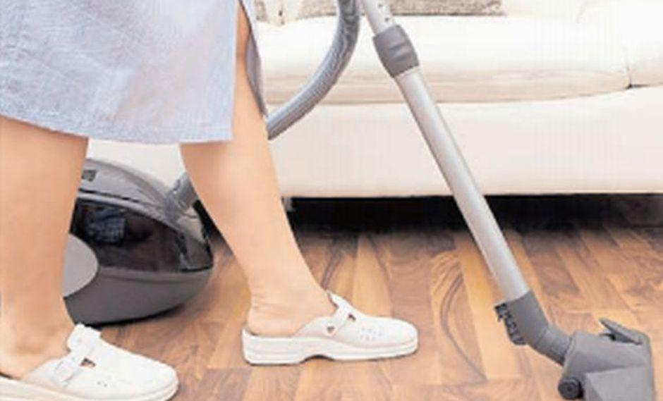 Trabajadoras del hogar reconocer estar estresadas en el 70% de los casos.
