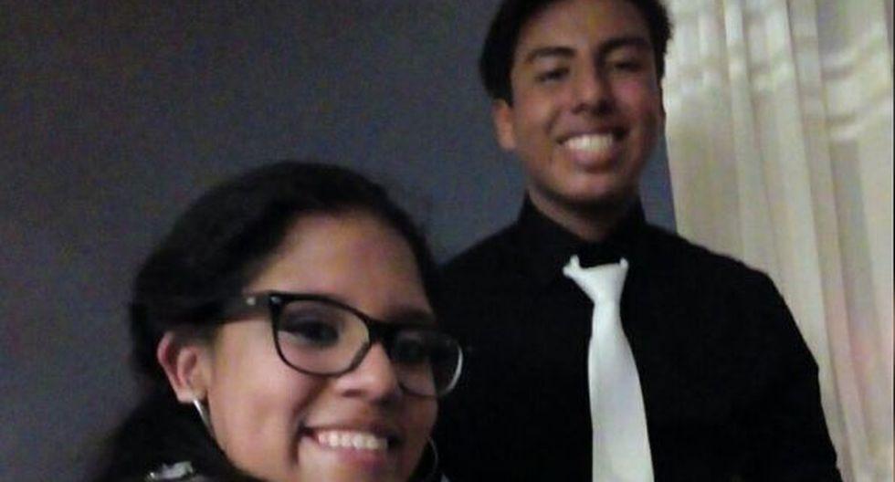 Carlos Gabriel Edgardo Campos y Alexandra Antonella Porras fallecieron cuando realizaban labor de limpieza en el local de McDonald's de Pueblo Libre. (Foto: Captura)