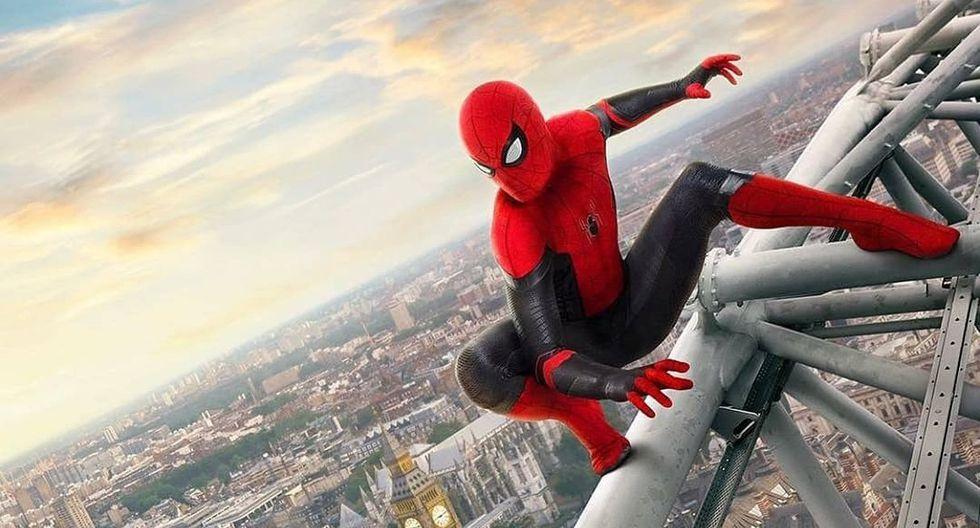 """Revelan nuevos pósters de la """"Spider-Man: Far From Home"""", película protagonizada por Tom Holland. (Foto: @spidermanmovie)"""