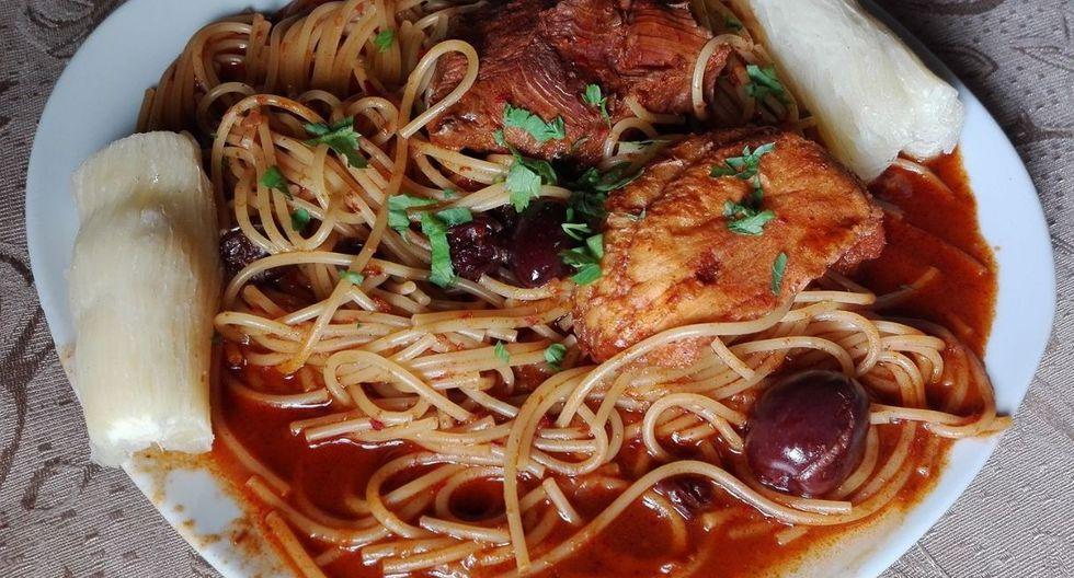 Un delicioso plato que muy pocas veces se prepara en casa.