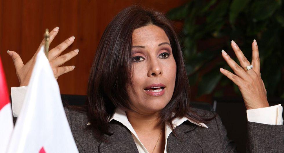 Tania Quispe fue jefa de la Sunat entre los años 2011 y 2015, durante el gobierno de Ollanta Humala. (Foto: Difusión)