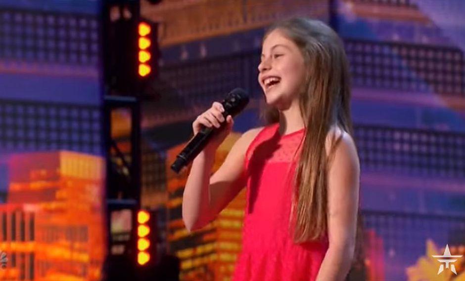 Emanne Beasha, la niña de 10 años que emocionó al mundo con su versión de 'Nessun Dorma' en 'America's Got Talent'