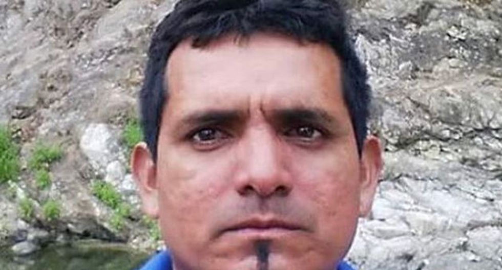 Carlos Feijoo Mogollón, ex sereno de Tumbes, golpeó salvajemente a Milagros Rumiche. (Canal N)