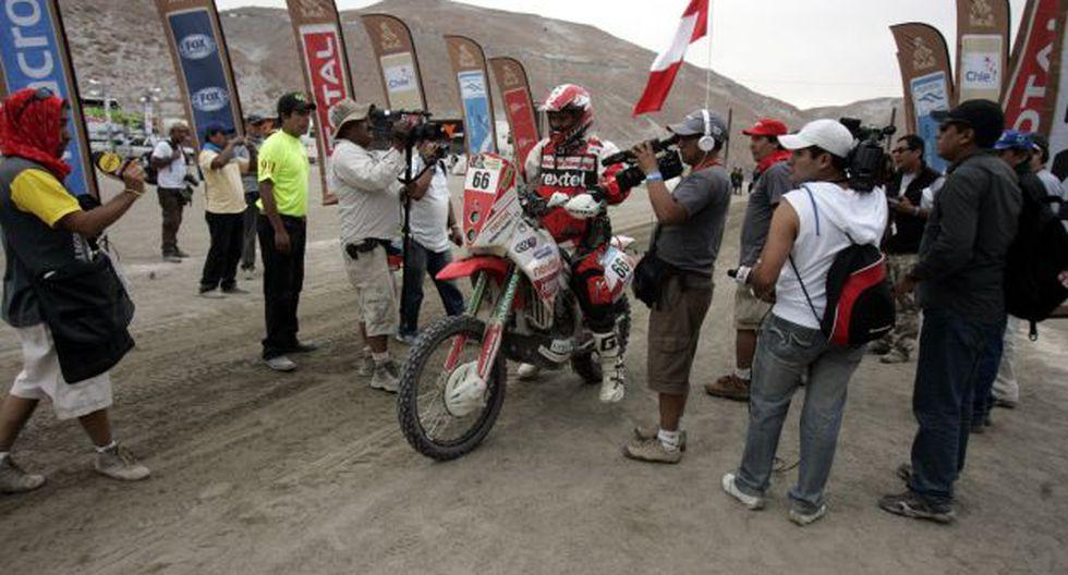 Eduardo Heinrich en Arequipa. (Foto: Andina)