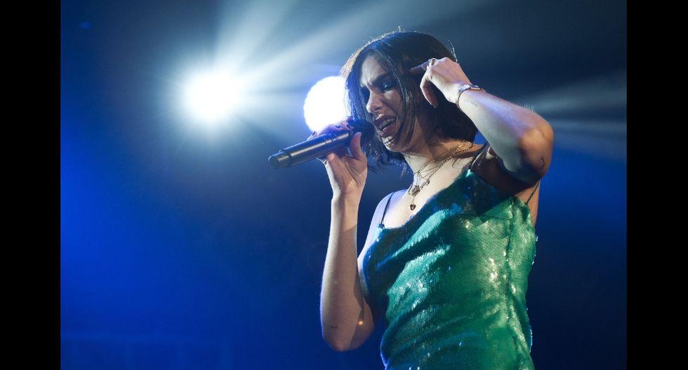 La cantante Dua Lipa tiene millones de fans en el mundo. (Captura | AFP)