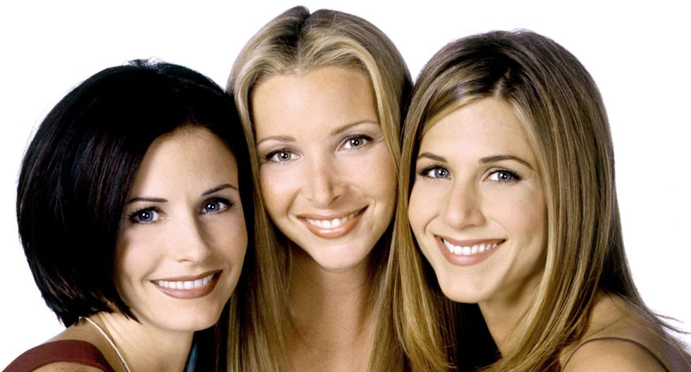 Courteney Cox, Jennifer Aniston y Lisa Kudrow se reencontraron tras 15 años del final de la serie. (Foto: Warner Bros)