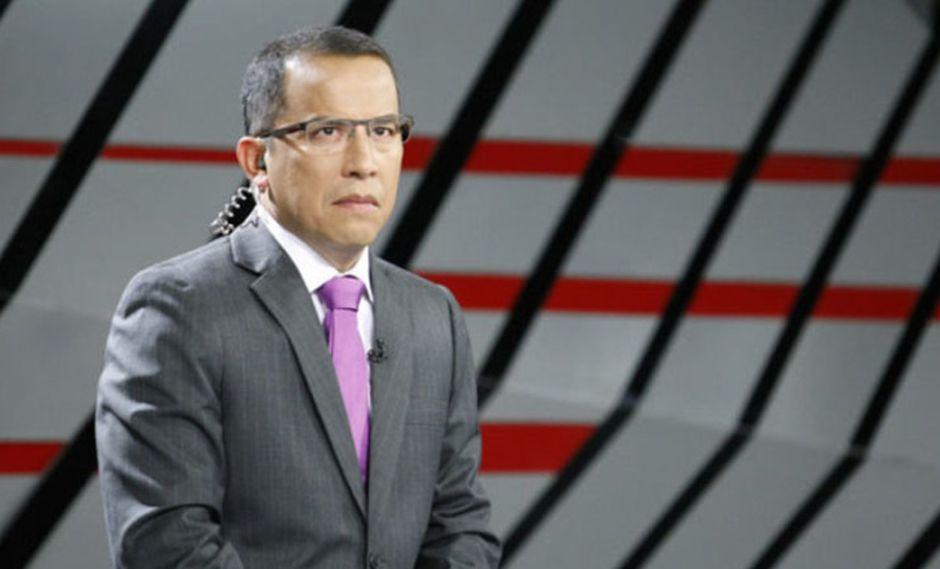 Daniel Peredo falleció este lunes a los 48 años en Lima