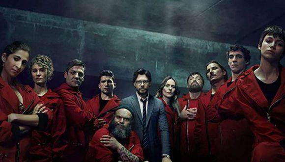 La casa de papel es una serie de televisión española creada por Álex Pina. (Foto: Netflix)
