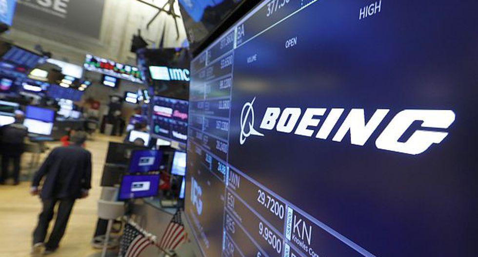 Las acciones de Boeing caían 0.69% en Wasll Street tras conocerse sus resultados del segundo trimestre. (Foto: AFP)<br>