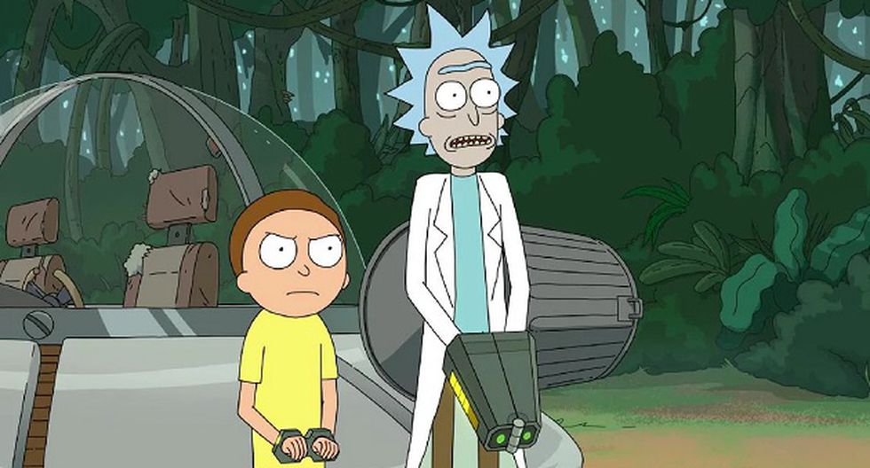 Rick and Morty (Foto: Adultswim)