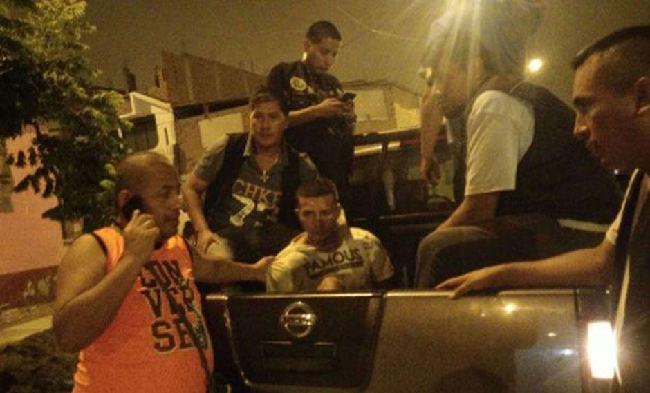 Capturan a sujeto sindicado de asesinar a mayor PNP Felipe Andrade
