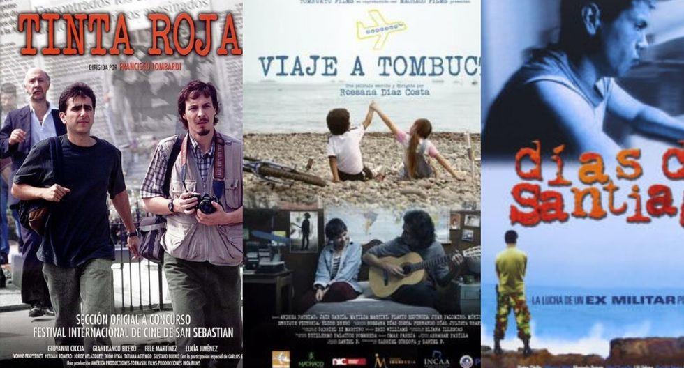 Una alternativa es ver películas peruanas.