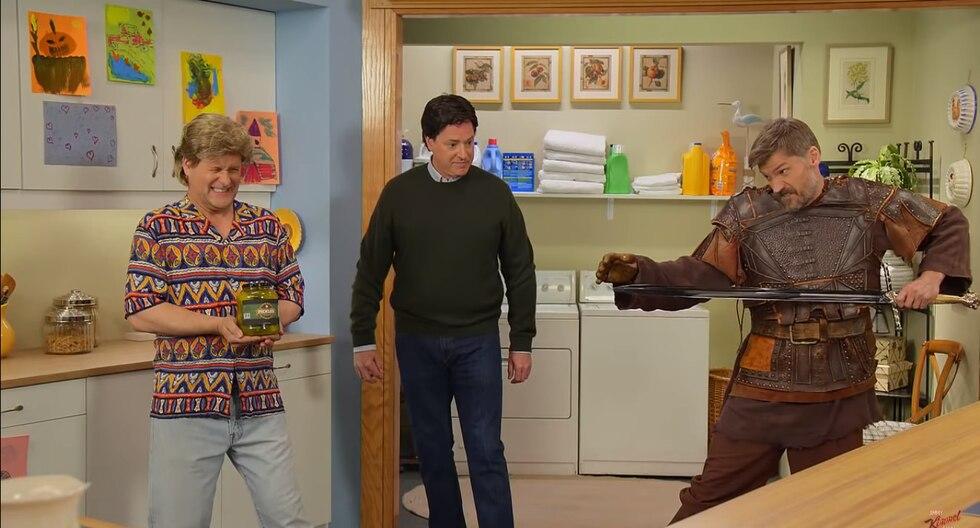 """""""Game of Thrones"""": Mira el divertido crossover de la serie con """"Full House"""" (Foto: Captura de pantalla)"""