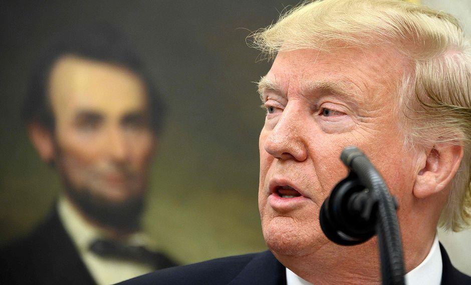 Donald Trump decidió cancelar negociaciones con talibanes, luego que sonara con fuerza posibilidad de firmar un tratado de paz. (Foto: AFP)