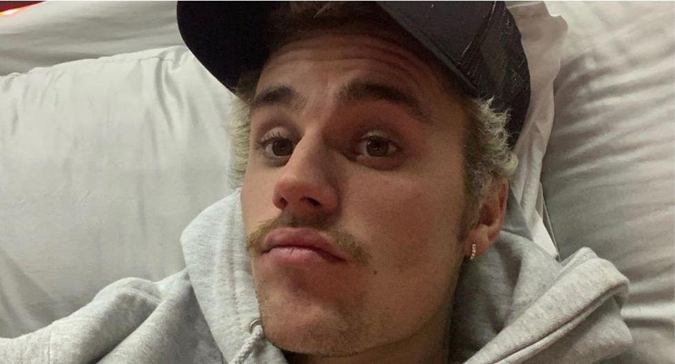 Justin Bieber estrena nuevo look. (Foto: @justinbieber)