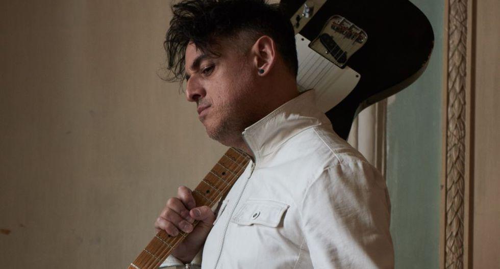 """Pelo Madueño lanzó el videoclip de """"Quiero que seas tú"""", el primer tema promocional del disco. (Foto: Difusión)"""