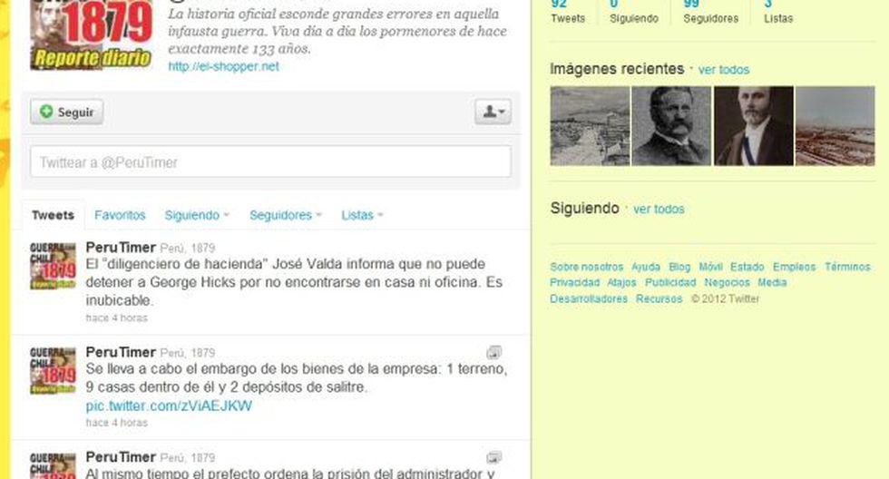 (Twitter / PeruTimer)