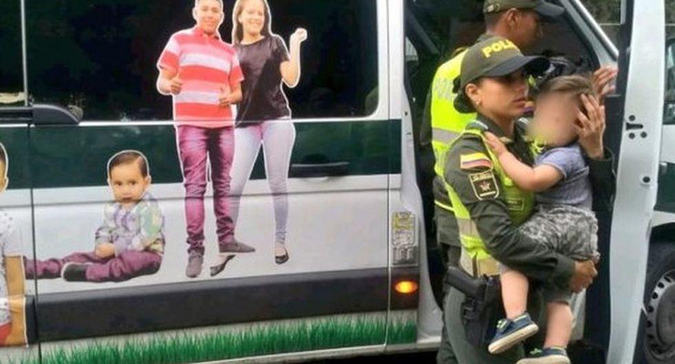 El pequeño hijo de la modelo venezolana tenía una infección cutánea causada por haber dormido junto al cadáver de su madre.