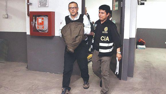 Pier Figari está a punto de cumplir 18 meses de prisión preventiva en el penal Ancón II. (Foto: Poder Judicial)