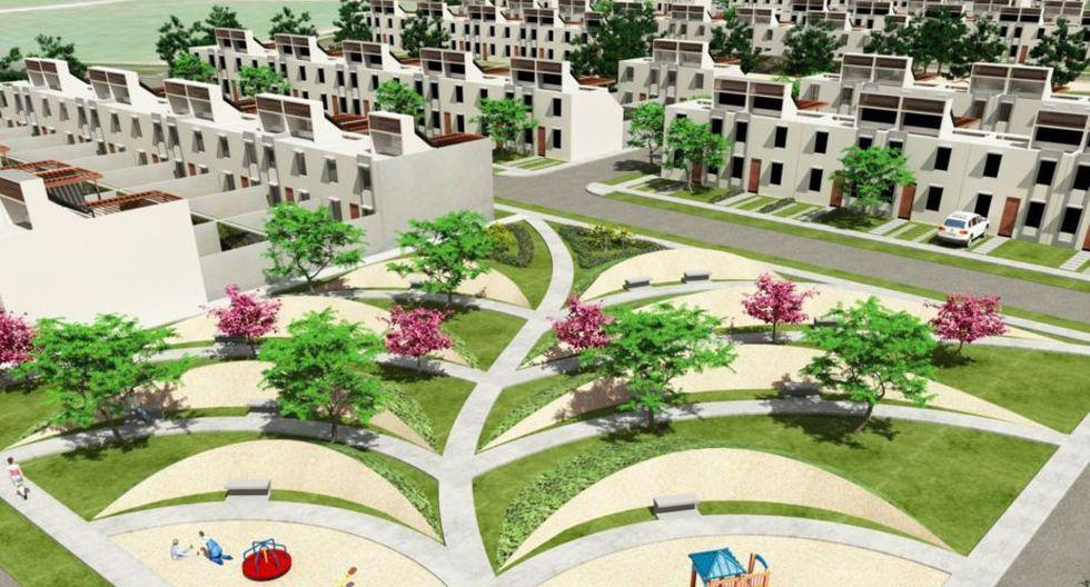 Ciudad sostenible (Foto: Difusión)