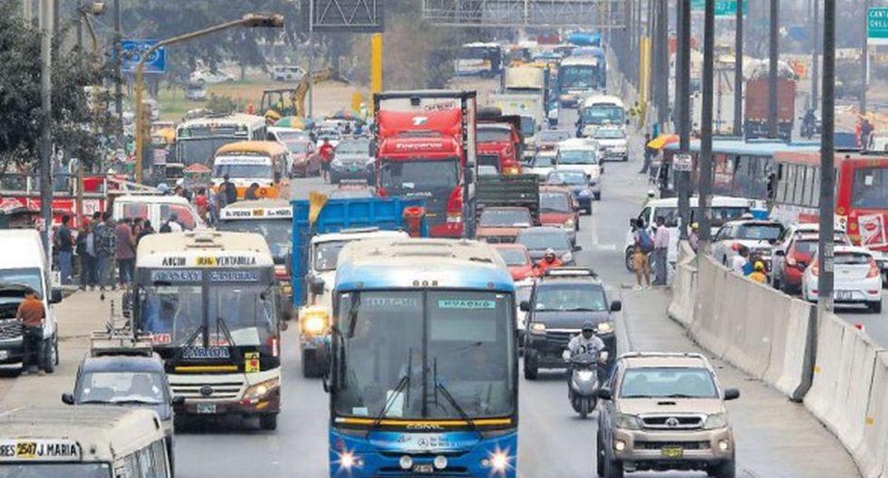 La ATU asumió las funciones transferidas por parte de la Municipalidad de Lima y Callao. (Foto: Miguel Bellido/GEC)