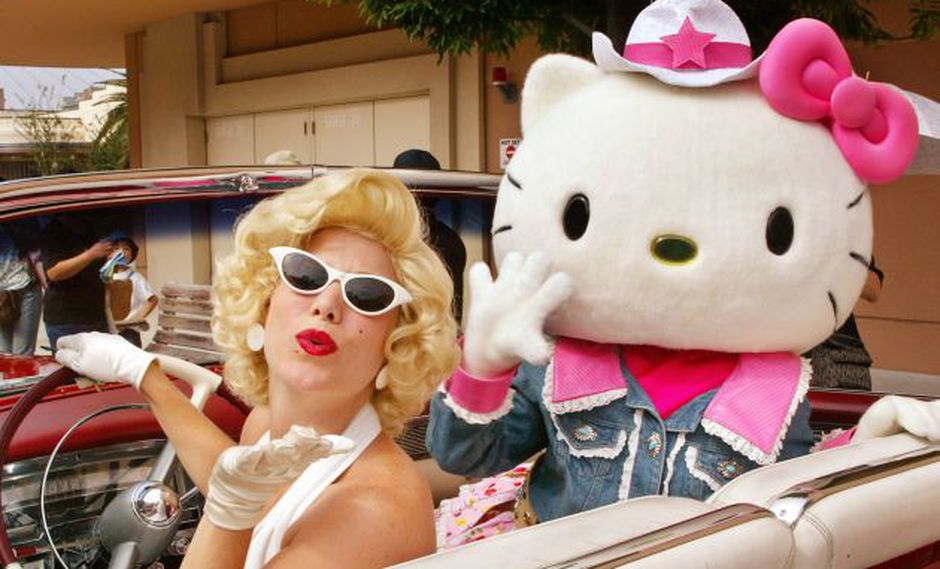Llevar a la popular gata a la pantalla grande, costará entre 20.000 millones de yenes (146 millones de euros/US$162 millones) y 30.000 millones de yenes (219 millones de euros/US$243 millones). (Foto: AFP)