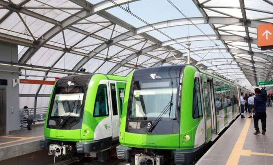Metro de Lima: permanecer en trenes durante un sismo 'es lo más seguro'