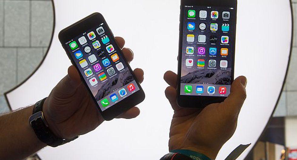 El nuevo iPhone se viene comercializando desde hace un par de días (Foto: AFP)
