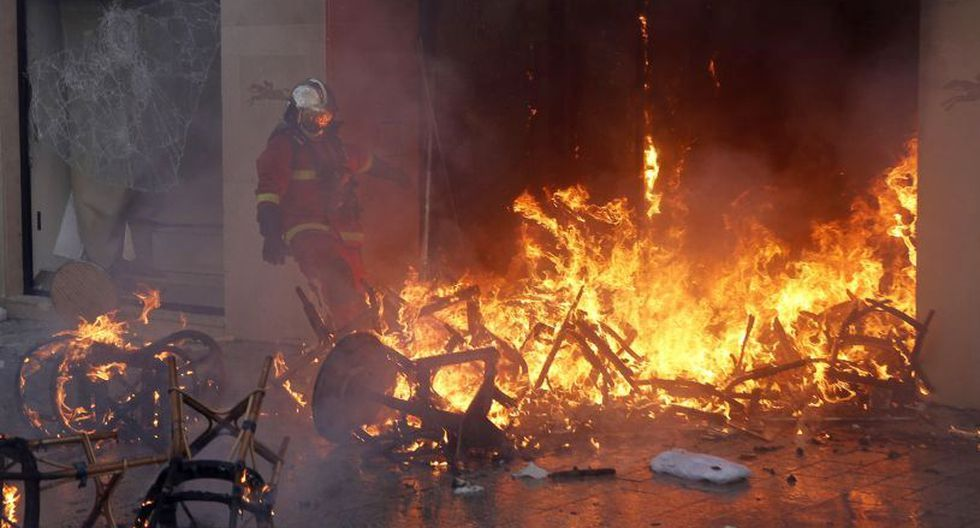 Los que vulneren la orden podrían ser multados con entre 38 y 135 euros, advirtió la policía de Francia. (Foto: EFE)