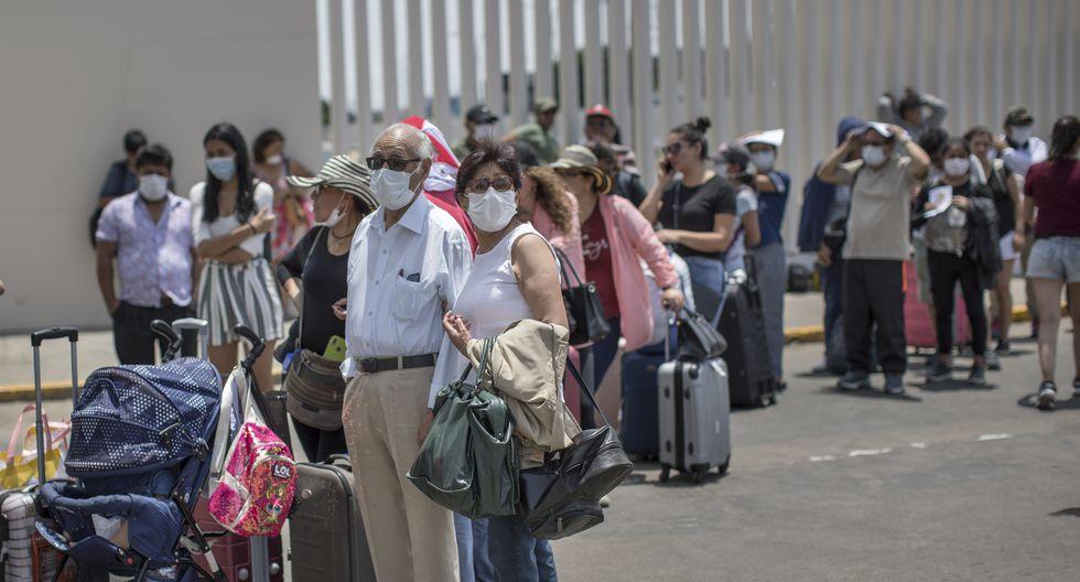Martín Vizcarra anunció el pasado 15 de marzo el aislamiento social obligatorio (cuarentena) por un periodo de 15 días en todo el territorio nacional, a fin de prevenir la propagación del brote de coronavirus. (Foto: Anthony Niño de Guzmán).
