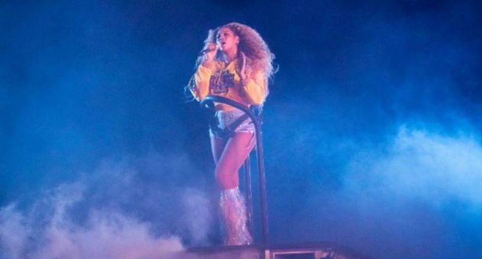 Beyoncé se lució en Coachella con el regreso de Destiny's Child.