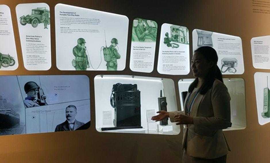 Samsung: conoce más del museo de la innovación.