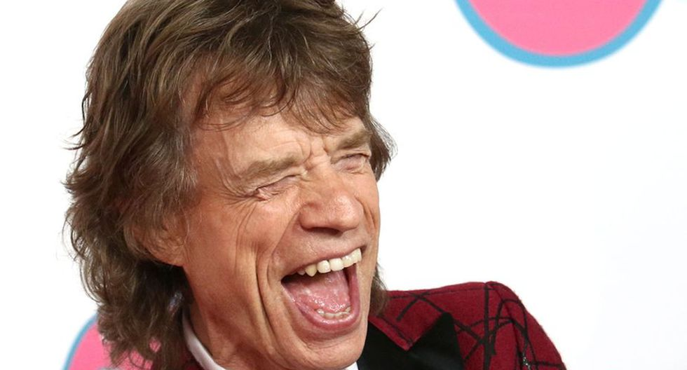 Mick Jagger tiene 74 años. (Foto: Shutterstock)