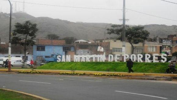 San Martín de Porres, una buena opción para mudarse.