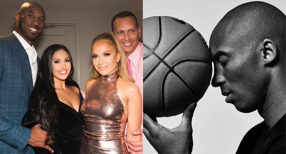Jennifer Lopez dedica emotivo mensaje a esposa de Kobe Bryant. (Foto: @jlo)