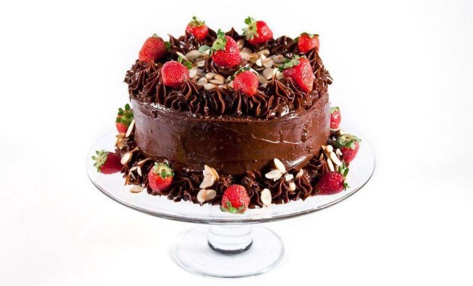 Celebra con una torta de chocolate el Día Internacional del Chocolate. (Foto: Facusa)