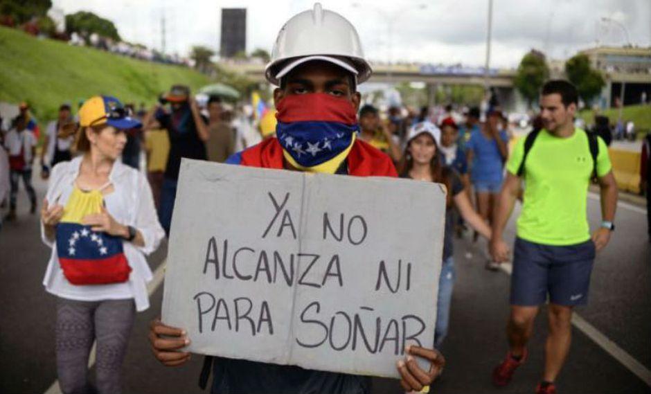 La dramática crisis de la Venezuela de Nicolás Maduro | FOTOS