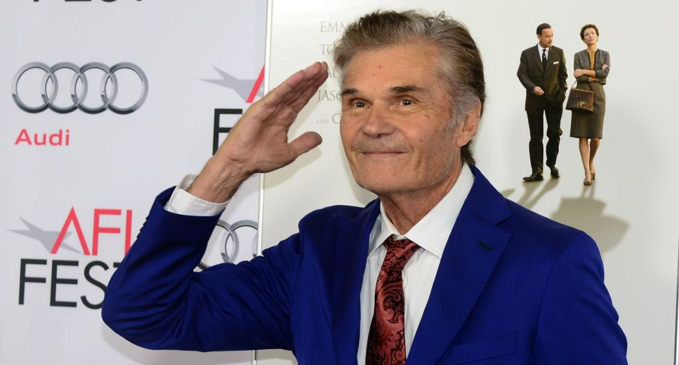 """El actor Fred Willard es recordado por sus papeles el la película """"American Pie"""" y  la serie """"Modern Family"""". (AFP)."""