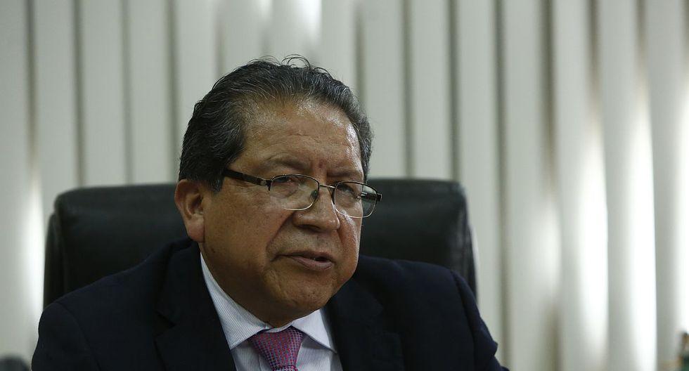 El 11 de febrero, la Comisión Permanente aprobó darle trámite a la denuncia constitucional contra Sánchez, pese a que había sido archivada anteriormente en la Subcomisión de Acusaciones Constitucionales. (Foto: GEC)