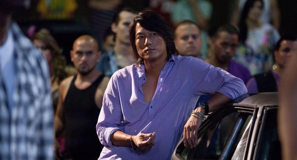"""¿Cómo sobrevivió Han para aparecer en la película """"Furious 9""""? (Foto: Universal Pictures)"""