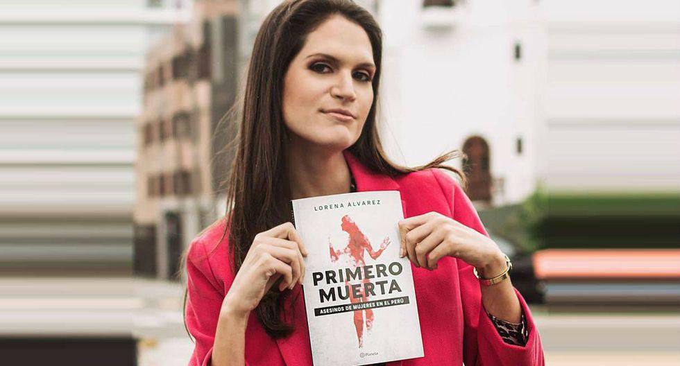 Lorena Álvarez se pronuncia en Twitter tras ser criticada por la publicación de su último libro. (Foto: @lorealvareza)