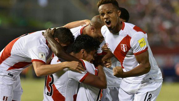 El esperado amistoso de Perú vs. Escocia se jugará el 29 de mayo (Foto: AFP)